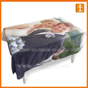 Free Design Custom Advertising Printed Table Cloth pictures & photos