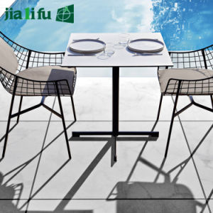 High Quality Waterproof Solid Phenolic Laminate Square Bar Table pictures & photos