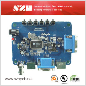 2layers 1.6mm 1oz Instrumentation PCB PCBA pictures & photos