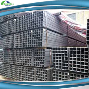 ERW Square Carbon Steel Tube 30X30mm, 40X60mm Steel Square Pipe Manufacturer