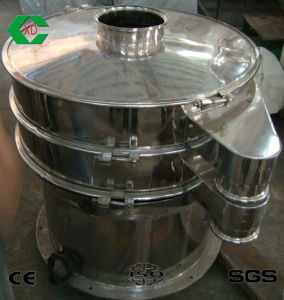 High Efficient Vibration Sifting machine ISO GMP pictures & photos