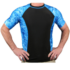 Professional High Quality Lycra Rash Guard Wholesale