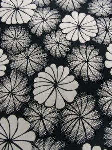 Flock on Flock Fabric for 2015 pictures & photos