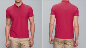 Bamboo Mens Classic Polo Shirts pictures & photos