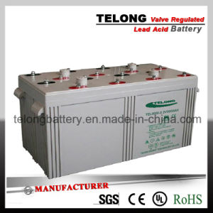 2V 3000ah Gel Battery for Solar Power System pictures & photos