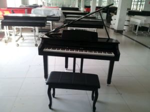 88 Keys Electronic Keyboard Digital Grand Piano with Matched Bench pictures & photos