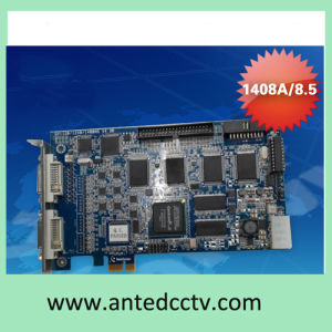 16 Channel DVR Board Gv-1480A PCI-Express with V8.5 Software pictures & photos