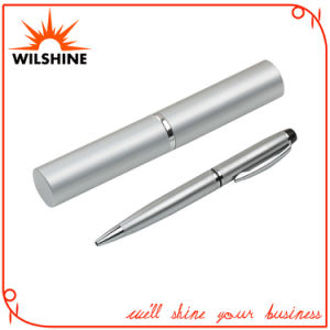 Aluminum Round Shape Pen Tube for Promotion (BX005) pictures & photos