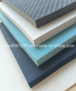 Rubber Material PE Foam Sheet for Shoe Soles pictures & photos