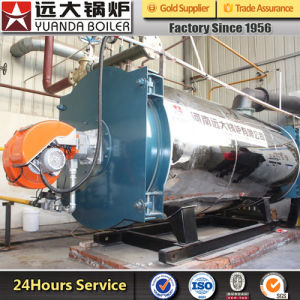 0.7MW to 14 Megawatt Oil or Gas Fired Thermal Oil Boiler pictures & photos