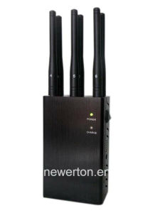 Portable 4G Jammer for Mobile Cell Phone CDMA GSM GPS 3G WiFi Lojack pictures & photos