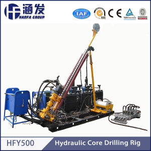 New Design! Hfy500 Portable Full Hydraulic Drilling Machine pictures & photos