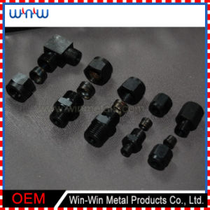 Customized CNC Machining Precision Carbon Steel Turning Machined Part (WW-MP1118) pictures & photos