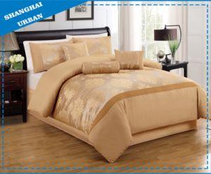 3 PCS Jacquard Bedding Duvet Cover Set pictures & photos