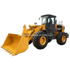 Road Constructon Machinery 5ton Wheel Loader (W156) pictures & photos