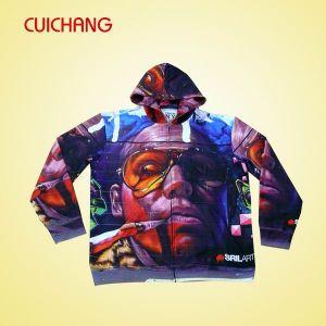 Custom Made Sublimation Sports Hoodies