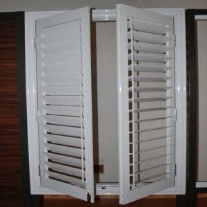 Reinforced Louver Components Aluminium Shutter Window (TS-1134) pictures & photos