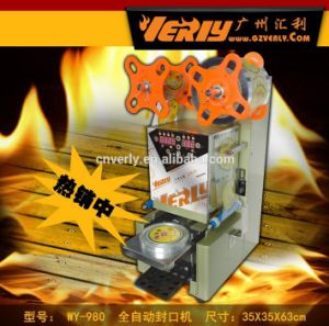 Full Auto Cup Sealing Machine/ Plastic Cup Sealing Machine/ Cup Filling and Sealing Machine