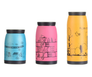 Steel Type Drinkware Type Filtered Water Bottles Vacuum Flask for Hot Drinks pictures & photos