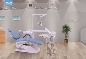Economic Type Dental Chair with Ce Approval pictures & photos