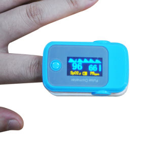 Color OLED Fingertip Pulse Oximeter (RPO-8B) -Fanny pictures & photos