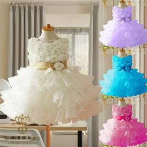 Small Wedding Flower Girl Dress, Evening Dress Little Girl pictures & photos