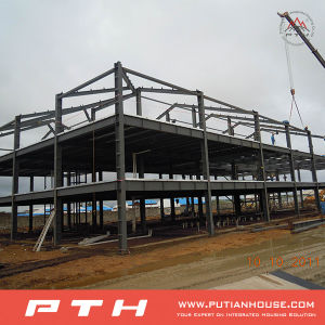 Large Span Light Weigt Steel Structure Building pictures & photos