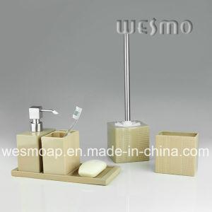 Porcelain Bathroom Ensemble (WBC0643A) pictures & photos