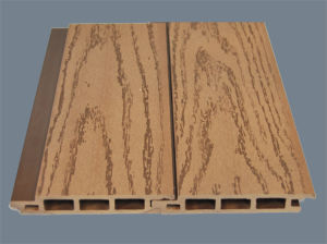 China Supplier High Quality Eco-Friendly Decoration Cheap Wall Paneling  Wood Plastic Wall Panels WPC Panel Board