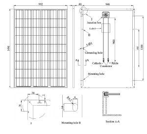 27V Mono Solar Panel (220W-250W) German Quality pictures & photos