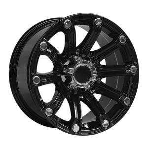 Ten Spokes with Big Rivets Alloy Wheels pictures & photos