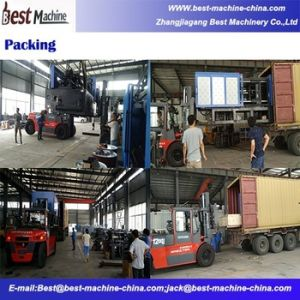 Full Automatic Plastic Spoon Injection Moulding Making Machine pictures & photos