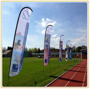 Sports Event Banner Display/Advertising Flag Banner Stand (5.5m) pictures & photos