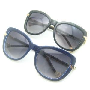 2015 Fashion Designer Acetate Polarized Sunglasses pictures & photos