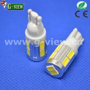 T10 Car LED, 10SMD T10 5630 Auto LED Bulb, W5w Car LED