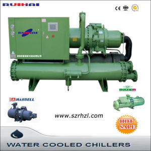 Water Screw Chiller with Dual Refrigerating System pictures & photos