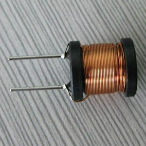 Radial Type Wirewound Power Inductor/Drum Core Inductor with RoHS pictures & photos
