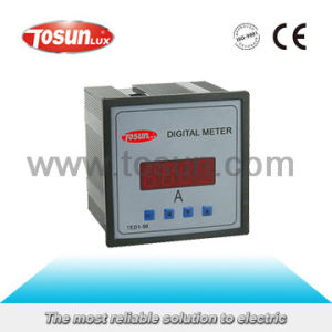 Ted1-96 Digital Panel Meter with CE pictures & photos