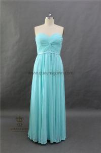 Stock New Bridesmaid Wedding Gown Prom Ball Evening Dress