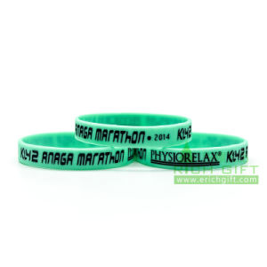 Top Quality NBA Basketball Silicone Bracelet Wristband for Men Kids pictures & photos