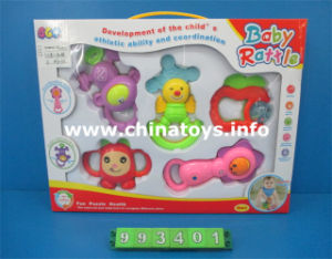 Baby Ring Toy Rattle Bell (993401) pictures & photos
