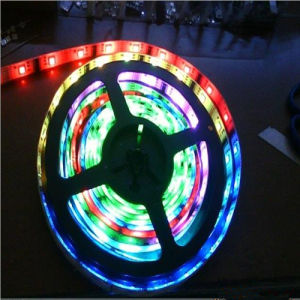 IP68 WS1903 7.2W/M Flexible LED Dream Color Strips 133 Colors pictures & photos