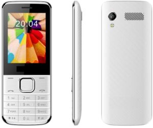 Factory Price 2.4 Inch Dual SIM Cheap Feature Mobile Phone OEM pictures & photos