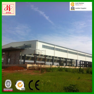 Pre Fabricated Steel Warehouse for Structure pictures & photos