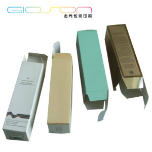 Custom Printing Paper Color Box/ Cosmetic Packaging Box pictures & photos