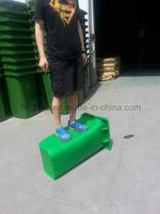 120L 240L 360L 660L 1100L Plastic Garbage Can with Virgin New Material pictures & photos