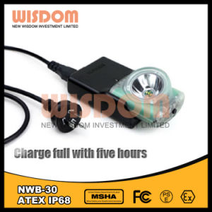 High Technology Mining Charger for Caplamps, Wisdom Miner Head Lamp pictures & photos
