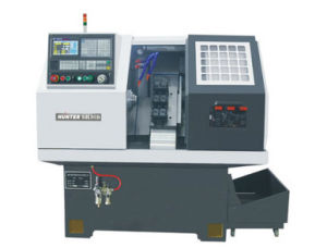 Sh30b 45 Degree Slant Bed CNC Lathe with C Axis pictures & photos