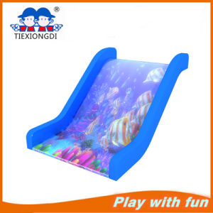 Motion Sensing Game Kids Slide with Fiberglass Material pictures & photos
