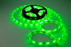 Grb Waterproof LED 5050strip Green